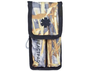 ReactPaq® - Limited Edition TrueTimber Flooded Timber - Epipen, Double Shot Case