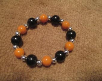 Halloween bracelet