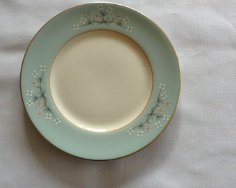 Franciscan Gladding McBean & Co. China Montecito bread plate