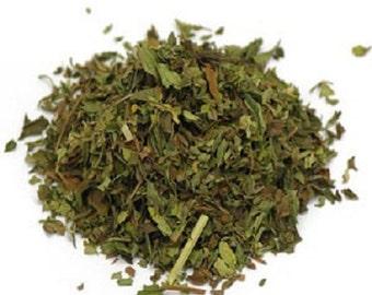 Spearmint Leaf C/S 1 Pound (lb) 16 oz