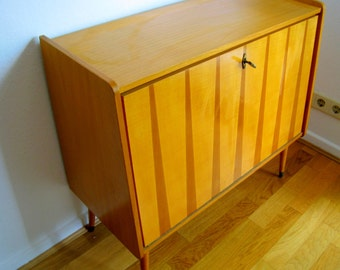 Vintage retro 50s/60s Dresser Shoe cabinet