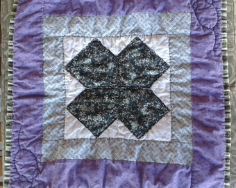 Unique Cat Quilt, Handmade Quilt for Cats, Handmade Cat Bedding, Patchwork Quilt for Cats