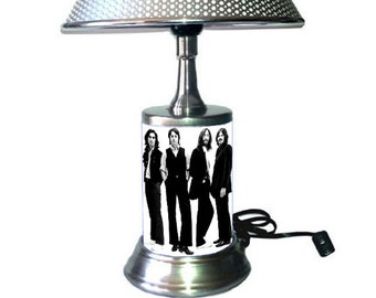 The Beatles Lamp with chrome shade