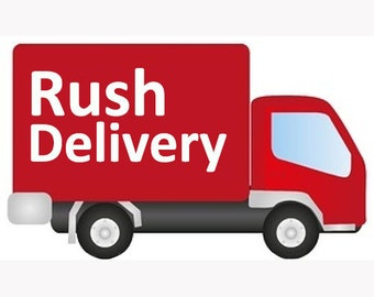 RUSH DELIVERY & PROCESSING