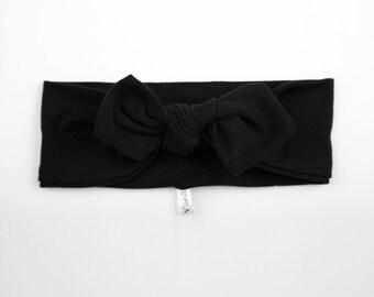 Headband : Simplement Vanille Black