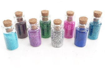 Set With Glitter Sequins