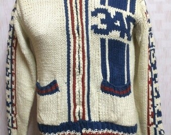 Rare HYSTERIC GLAMOUR Handknit Sweater