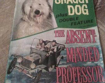 Shaggy dog movie comic