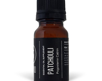 Patchouli Essential Oil, Pure Essential Oil, Aromatherapy, Patchouli Oil, Patchouli