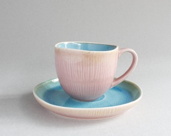 Coffee Cup Saucer Set