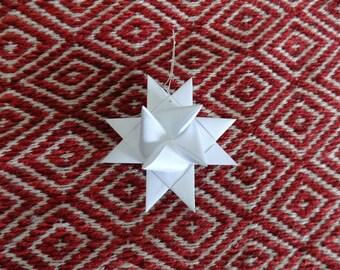White Star Ornament