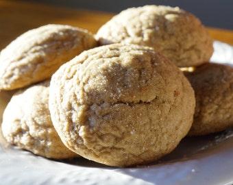Molasses Cookies, Ginger Cookies, Sugar Cookies