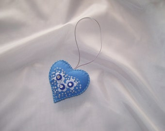 Felt Heart Valentine's Day Love Home Decor
