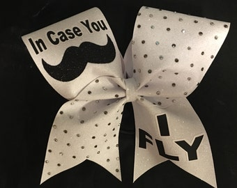 Mustache Flyer Bow (base and spot available as well)