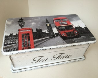 Tea Box London