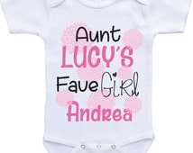 baby niece gift aunt and niece gift for niece onesie aunt baby aunt onsies baby girl auntie onsie auntie baby clothes auntie onesie aunt