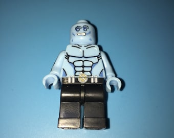 ICEMAN Custom Minifigure X-men Marvel