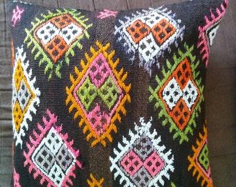 Turkish Throw Pillow Decorative Pillow Accent