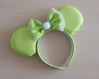 Tinker Bell Inspired Minnie Ears