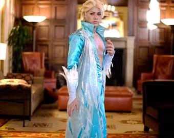 Elisar (Genderbend Elsa from Frozen Cosplay print by KeltonFX)