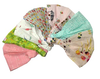 100% cotton baby bandana/organic cotton-SS in Italy free!