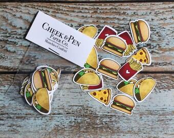 Fast Food Munchies Confetti