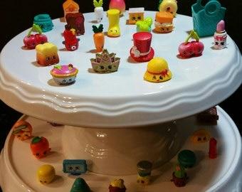 Shopkins Fondant Cupcake/Cake Topper