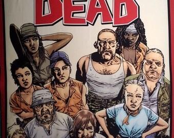 Walking Dead Panel