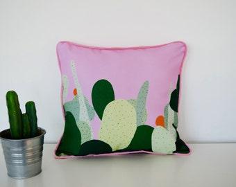 Prickly Pear Cushion