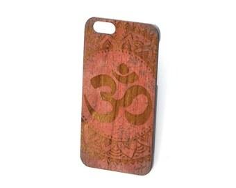 Vintage Ohm Mandala iPhone 7 case, iphone 6s case iphone 6 case iphone 5 case iphone 6s plus case iphone 6 plus case