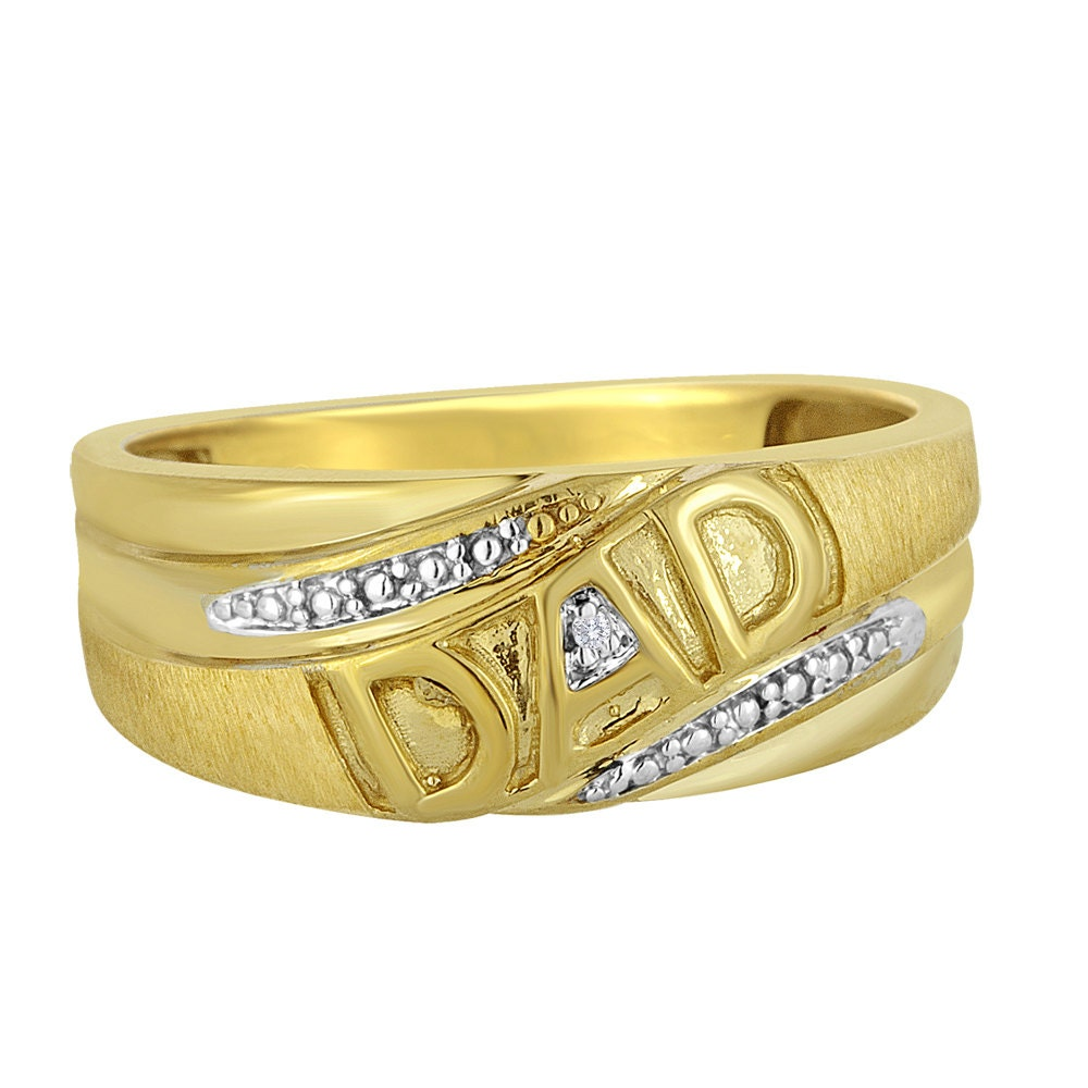 Father's Day Gift Dad Ring Gift Men's 10k Yellow. Woodland Wedding Rings. Boys Engagement Rings. Beautiful Modern Wedding Wedding Rings. Part Rings. Famous Person Wedding Rings. Side Diamond Engagement Rings. Brittany Wedding Rings. Purplish Pink Rings