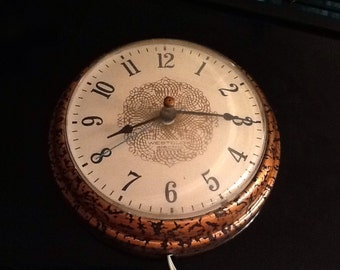 Vintage Westclox Electric Wall Clock