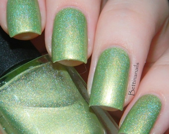 Magical Garden Nail Polish