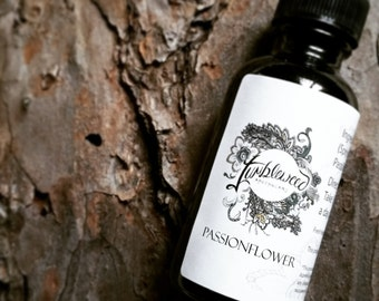 Passionflower : Tincture / Simple / Herbal Liquid Extract / Herbal Medicine