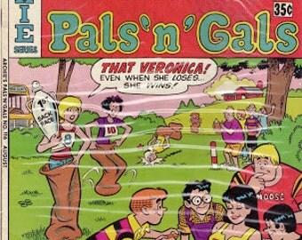 75% SALE 1977 Archie Comic Book..Archie Comics..Vintage Comic Book..70's Comic Book..Archie's Pals 'N' Gals #116