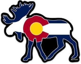 Colorado moose