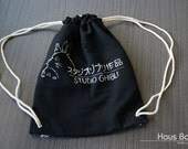 Personalized bag, My neighbour Tototo, Studio Ghibli.