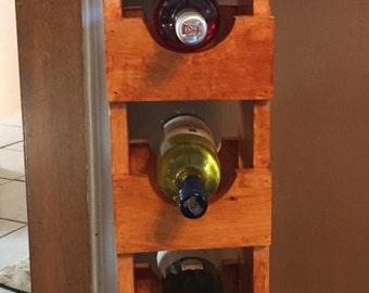 Freestanding Wine Rack