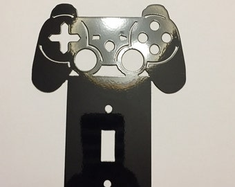 Gaming Controller Light Switch Cover