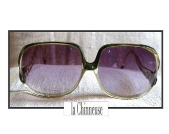 BALENCIAGA OVERSIZE SUNGLASSES / rare and authentic Balenciaga sunglasses / Vintage Sunglasses / Balenciaga sunglasses.
