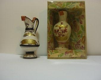 Miniature Liquor Bottle or Decanter - Garnier Pitcher