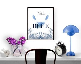 Home decor wall art, Wall art printable, Instant download printable art