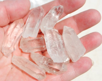 Crystal Quartz Points