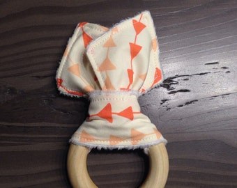 Organic Maple teether / baby