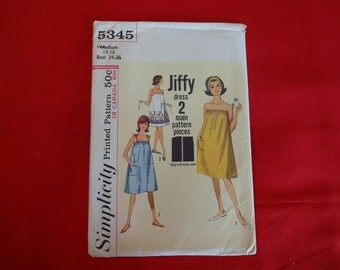 Simplicity Unused Jiffy dress pattern