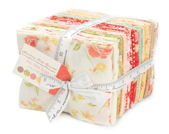 Strawberry Fields Revisited Fat Quarter Bundle from Moda