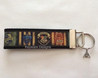 Harry Potter Key Fob Keychain