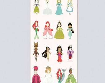 Princess phone case