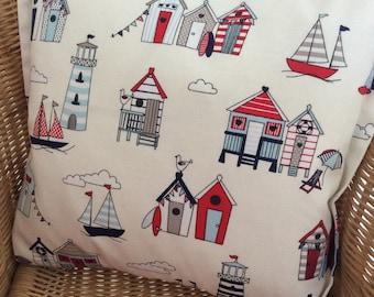 Seaside cushion