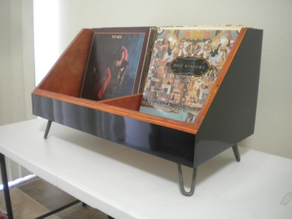 Vinyl Record Display